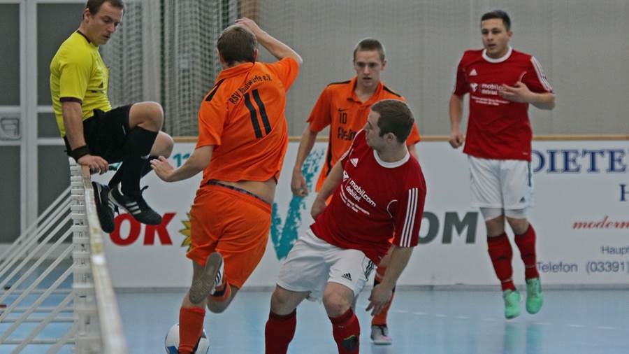 13. Sportcenter-Cup in Neuruppin
