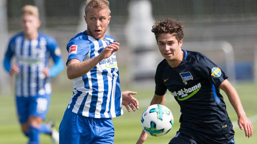 Trainingsauftakt Hertha BSC 2017/18