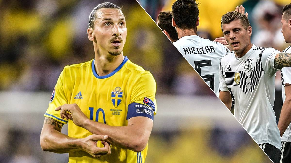 Ibrahimovic Nationalmannschaft