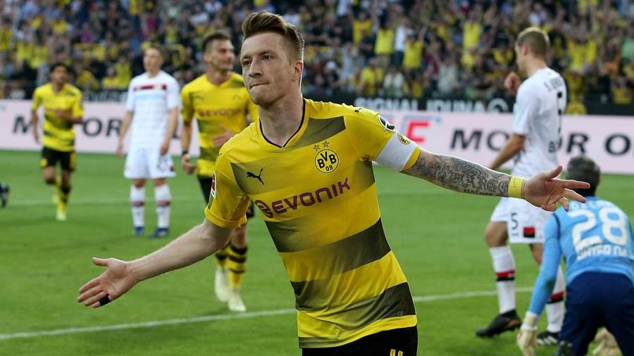 Führt Superstar Marco Reus Borussia Dortmund in die Champions League?