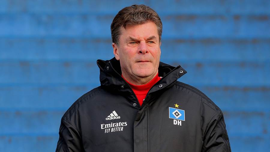 2.Liga Saison 2019-2020 Hamburger SV Training Hamburger SV Training 22.01.2020 Trainer Dieter Hecking Hamburger SV *** 2 League Season 2019 2020 Hamburger SV Training Hamburger SV Training 22 01 2020 Trainer Dieter Hecking Hamburger SV
