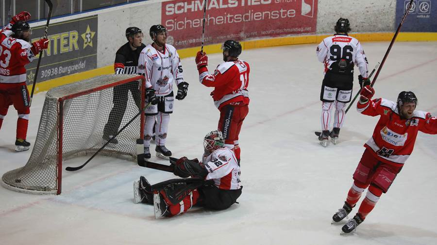 20.4.2021 , Eishockey , Hannover Scorpions , Oberliga , Saison 2020-21, FOTO:  Florian Petrow :