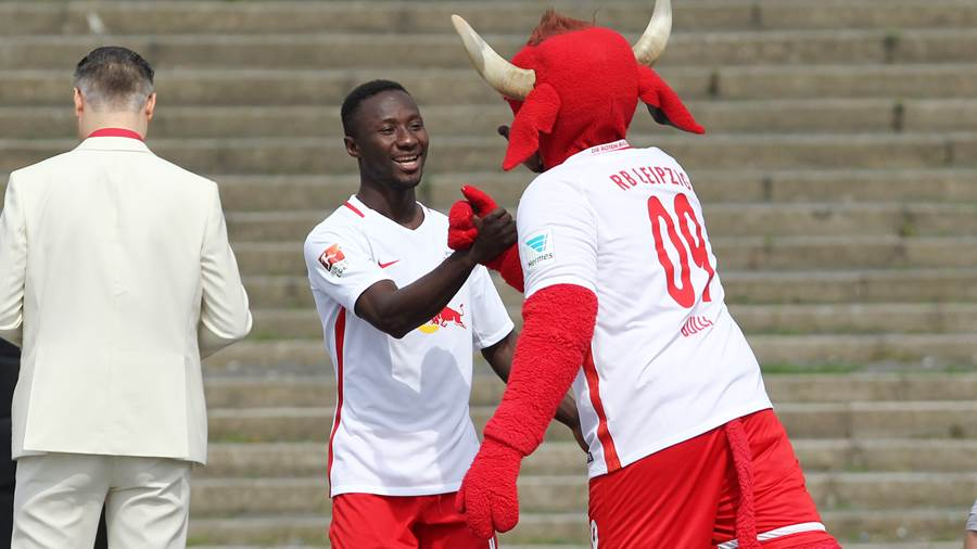 Leipzig stand firm on Keita
