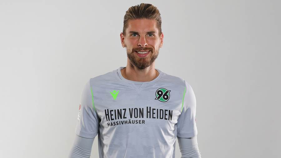 Ron-Robert Zieler.