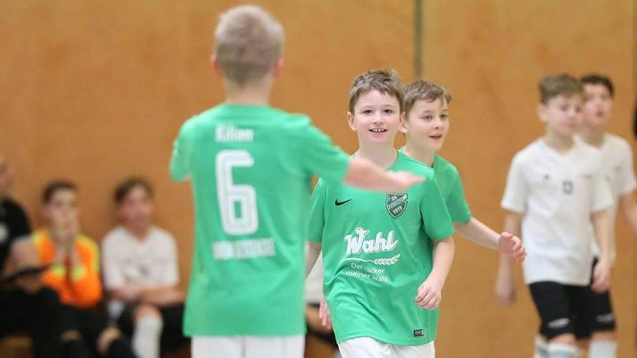 Der Intersport E-Junioren Cup 2018 des BSC Preußen 07.