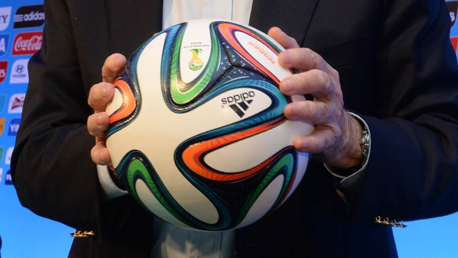 Brazuca - WM 2014 in Brasilien