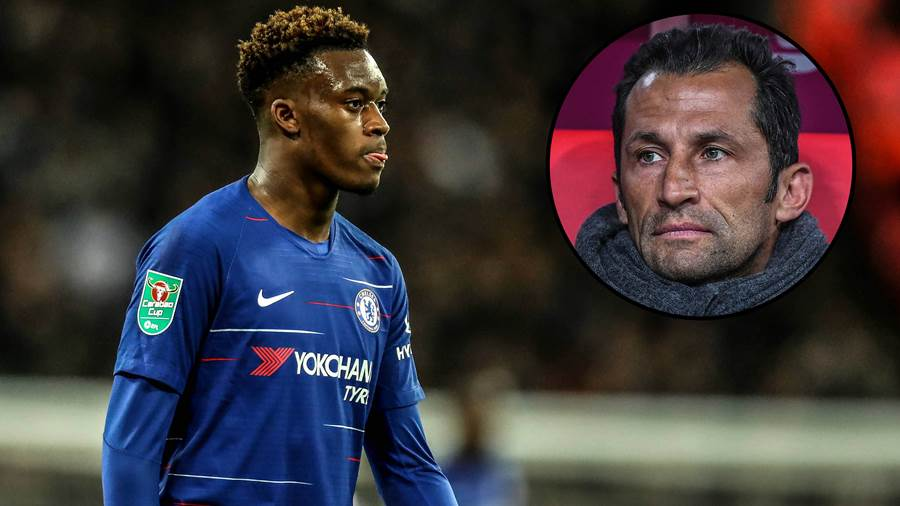 Callum Hudson-Odoi bleibt Transfer-Ziel des FC Bayern. Jetzt hat FCB-Sportdirektor Hasan Salihamidzic ein Update gegeben.