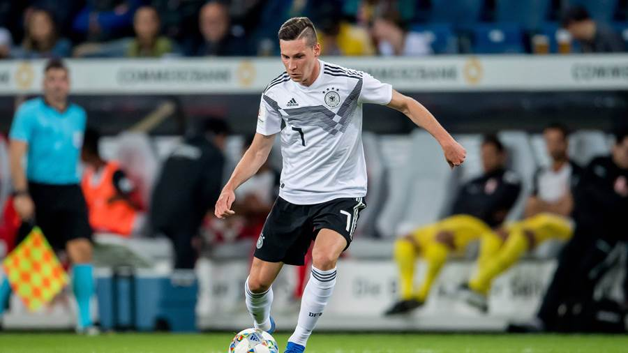 Mittelfeld: Julian Draxler (Paris St. Germain)