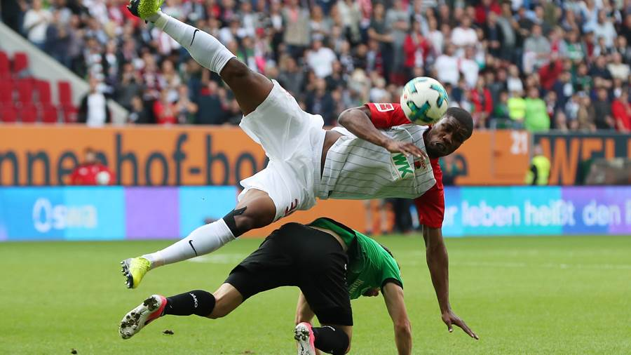 Kevin Danso (IV, FC Augsburg) 65 -> 70