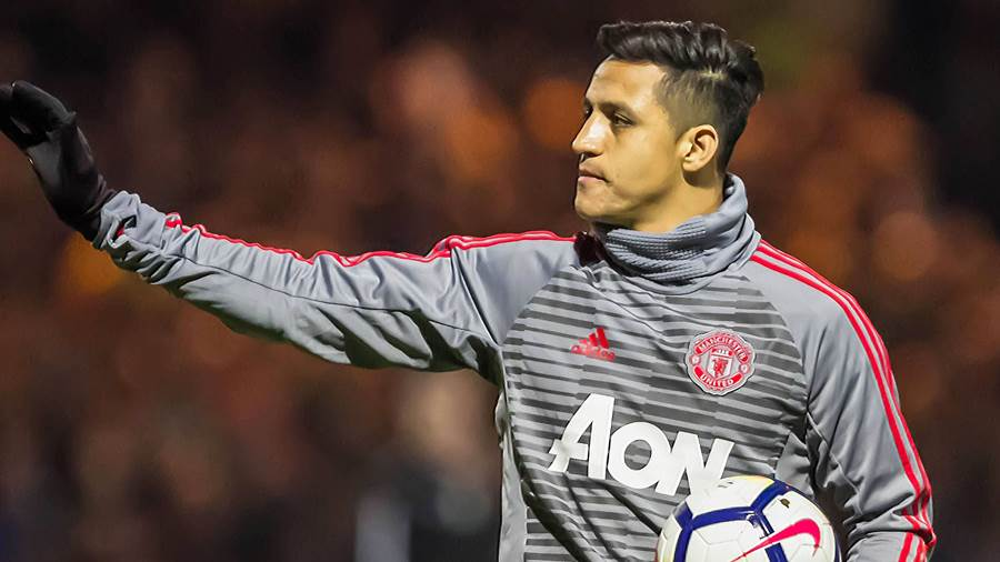 Neu bei Manchester United: Chiles Superstar Alexis Sanchez.