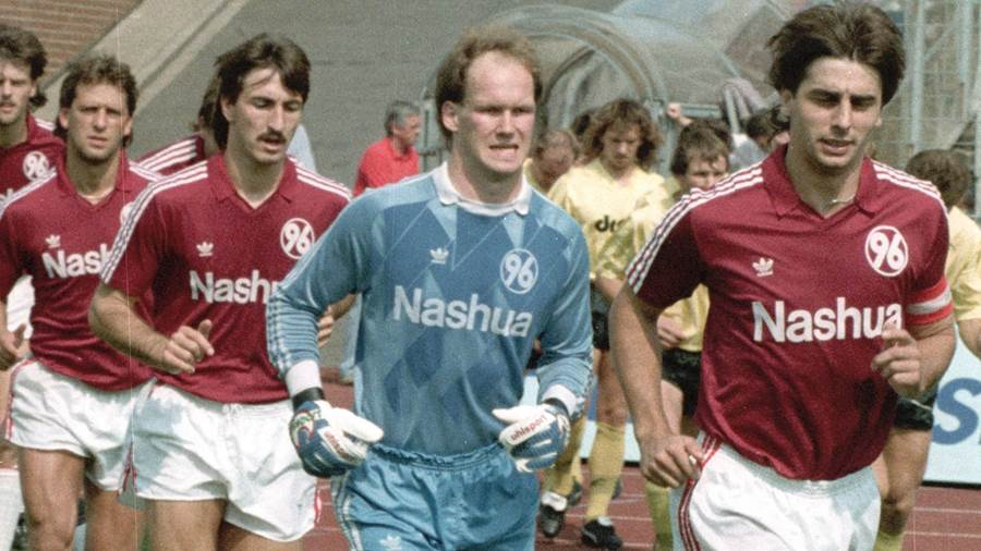 Andreas Nagel: 1988 bis 1991 (8 Spiele)