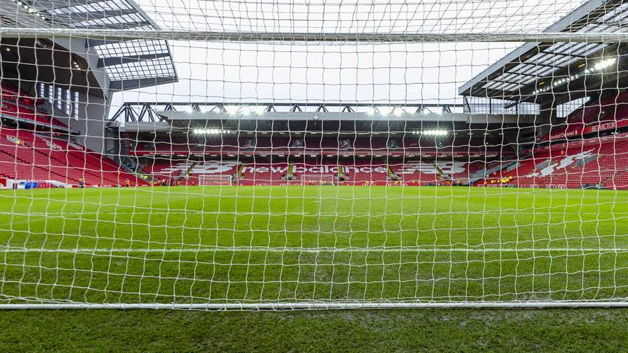 Anfield: Liverpool