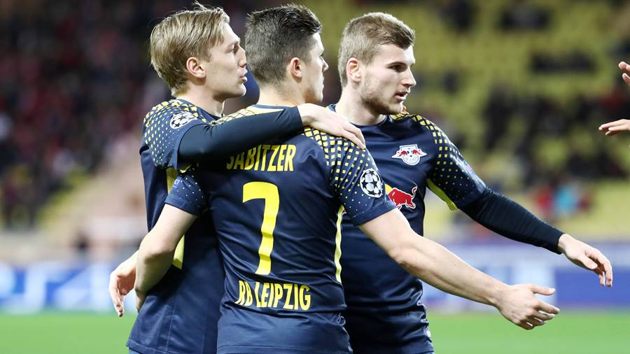 AS Monaco - RB Leipzig (Imago) (11)