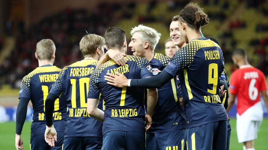 AS Monaco - RB Leipzig (Imago) (5)
