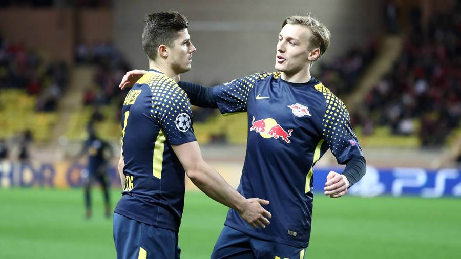 AS Monaco - RB Leipzig (Imago) (6)