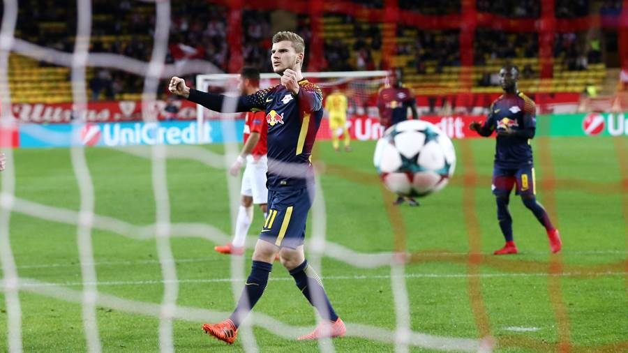 AS Monaco - RB Leipzig (Imago) (9)