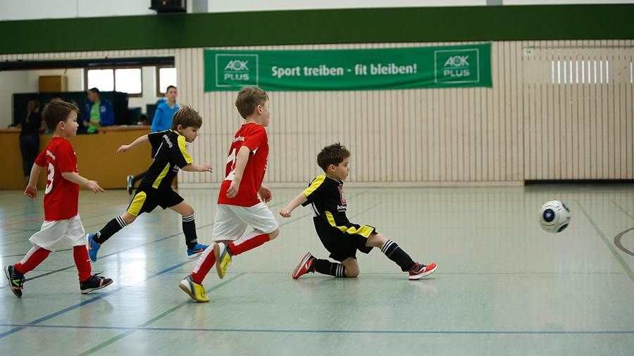 Bambini-Turnier beim AOK Cup 2017 (@ Dirk Knofe) (46)