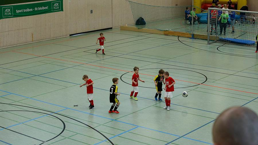 Bambini-Turnier beim AOK Cup 2017 (@ Dirk Knofe) (50)