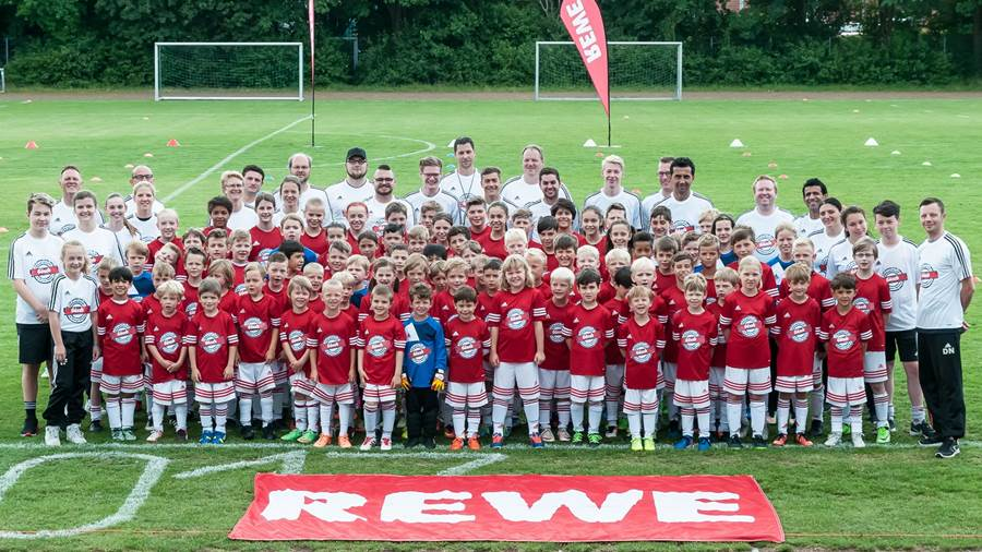 "Bemeroder Fußballcamp 2017: ""Magic in the Air"""