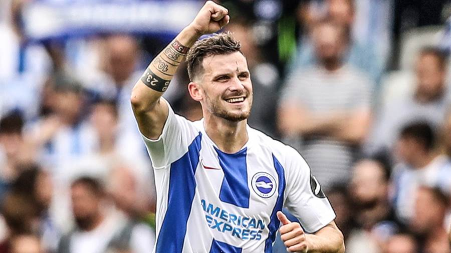 Pascal Groß (Jahrgang 1991, Brighton & Hove Albion, offensives Mittelfeld)