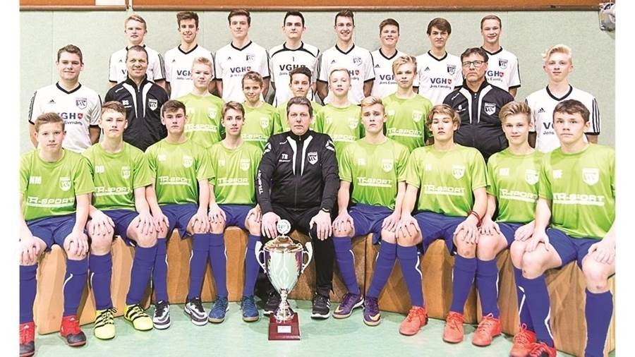 bundesligisten in bueckeburg