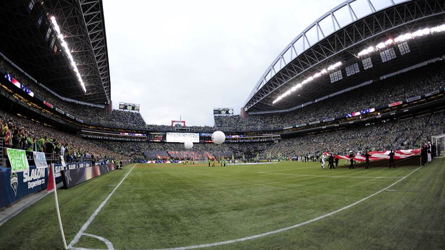 CenturyLink Field: Seattle Sounders