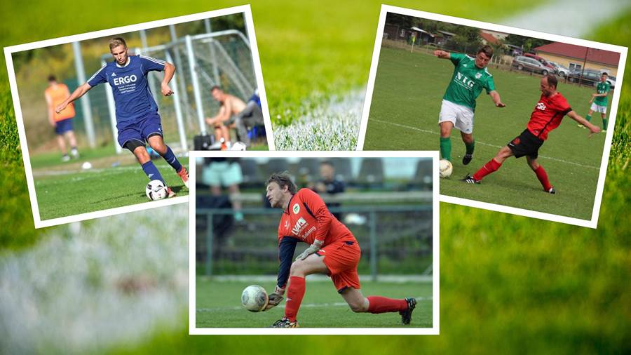 Die Top-Elf des 9. Spieltages in der Landesklasse West.