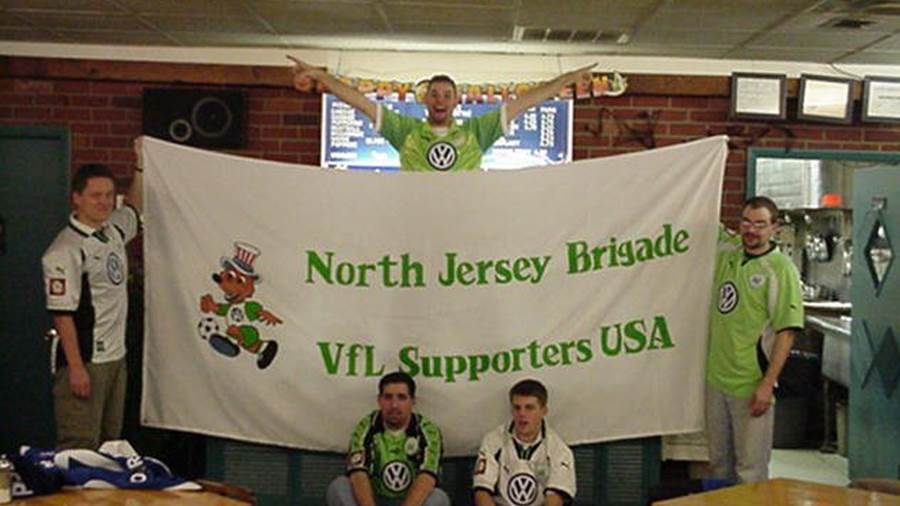 Der VfL-Fanklub in New Jersey