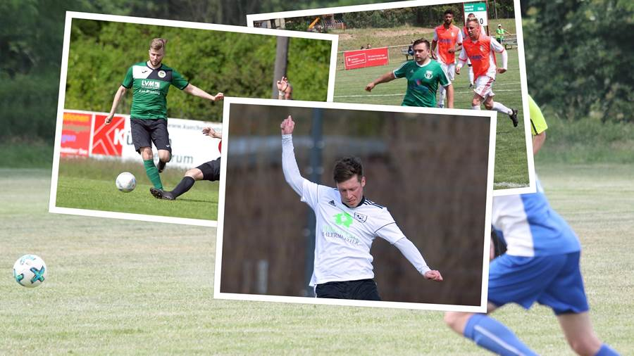 Die Top-Elf des 30. Spieltages in der Landesklasse West.