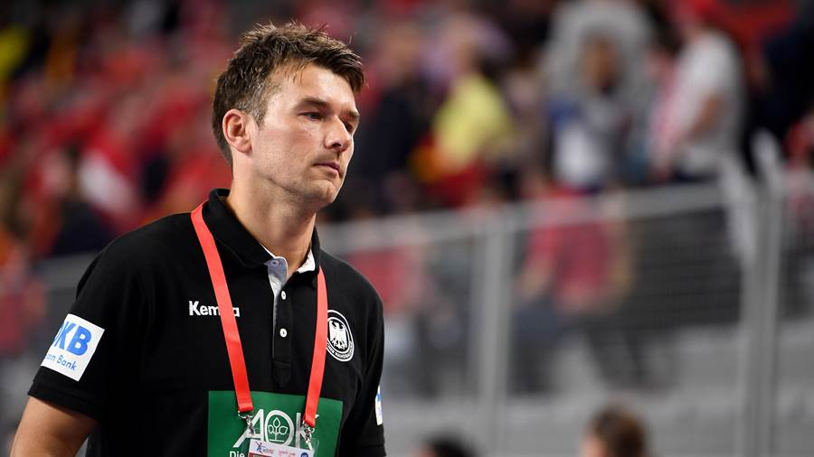 Handball-Bundestrainer Christian Prokop