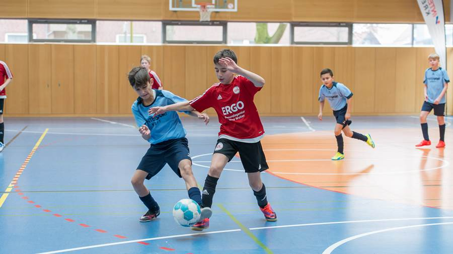 1. Indoor-Youth-Cup, FC Stadthagen