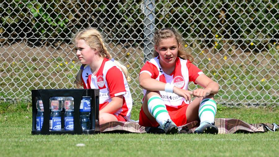 E-Jugend, Eintracht Hannoverhat Pause