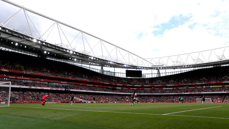 Emirates Stadium: Arsenal