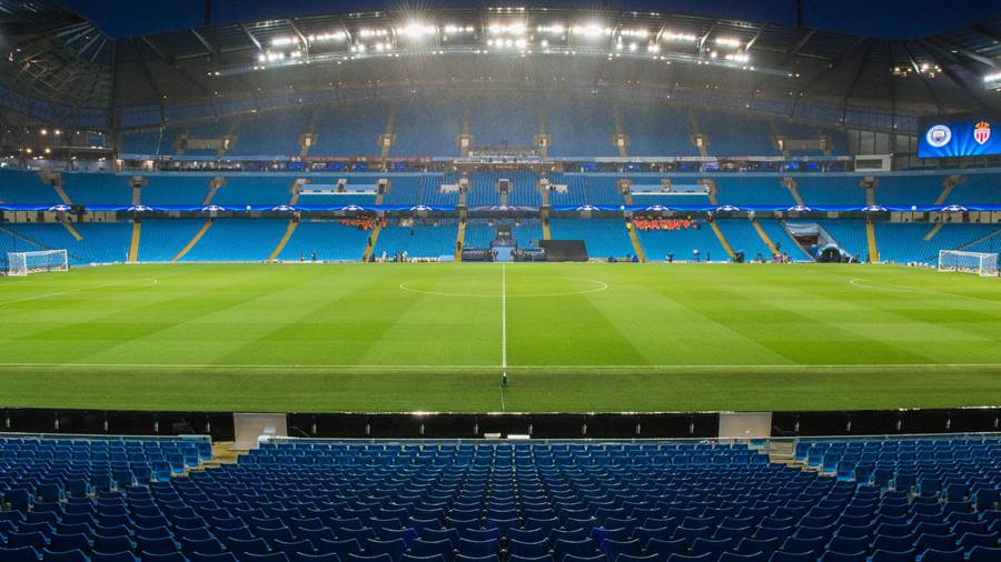 Etihad Stadium: Manchester City