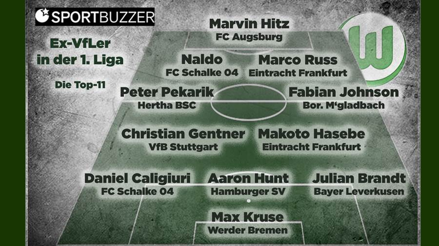 Ex-VfLer in der 1. Liga - Die Top 11