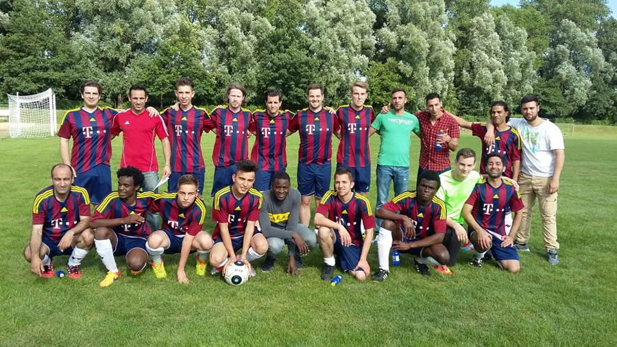 FC Hannover Stars , Sportbuzzer-Cup 2016