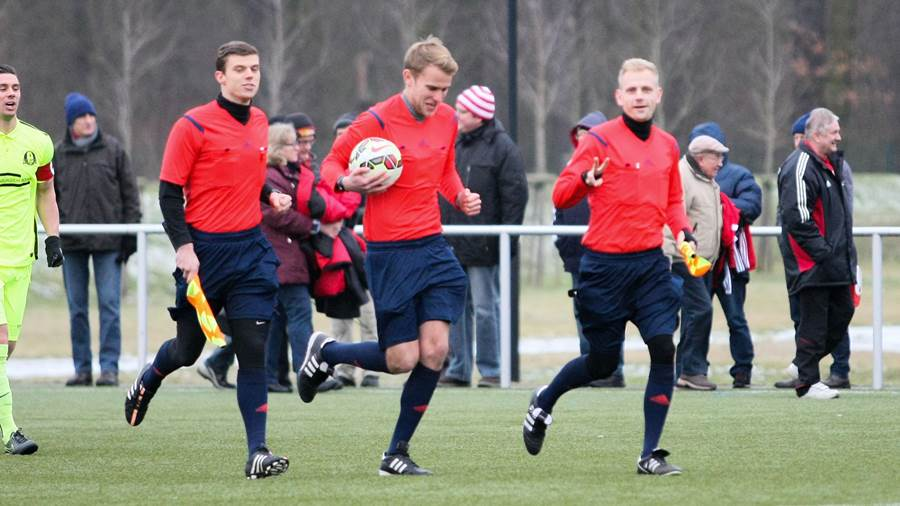 FSV Optik Rathenow schlägt Brandenburger SC Süd 05 mit 7:0
