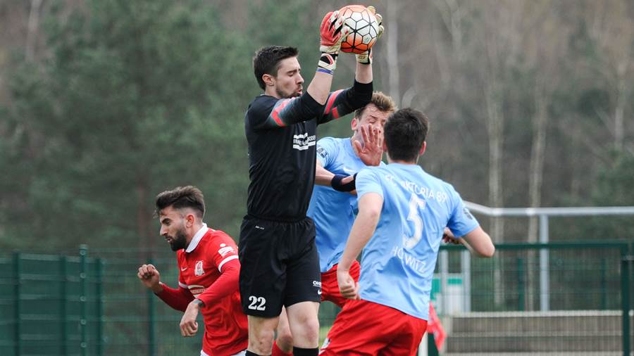 FSV Optik Rathenow unterliegt dem FC Viktoria Berlin