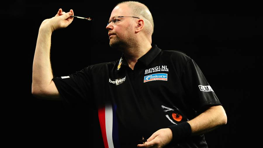 <b>Raymond Van Barneveld</b>: Eye of the Tiger von Survivor