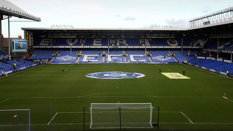 Goodison Park: Everton