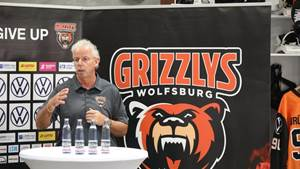 Grizzlys-Manager Charly Fliegauf.