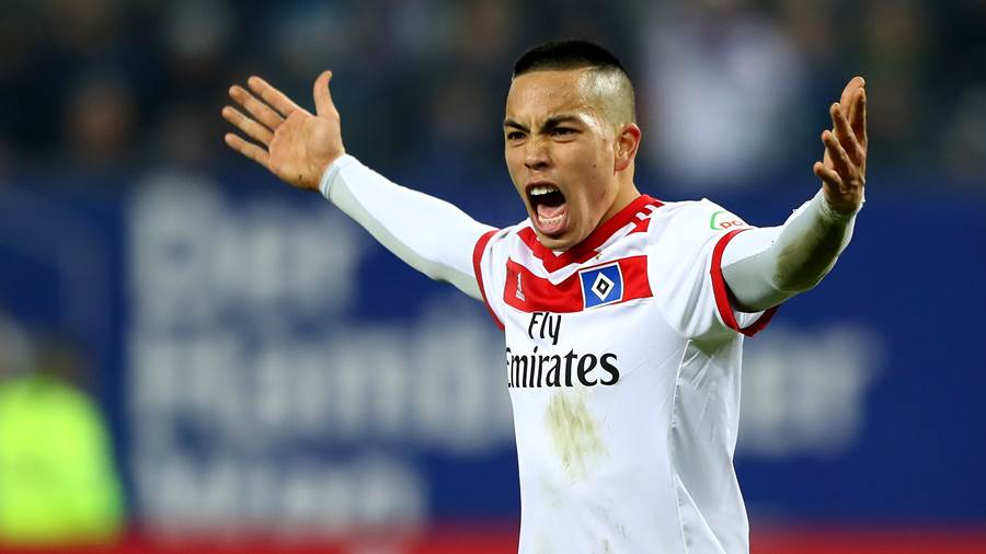 Neuzugang (fix): Bobby Wood vom Hamburger SV.