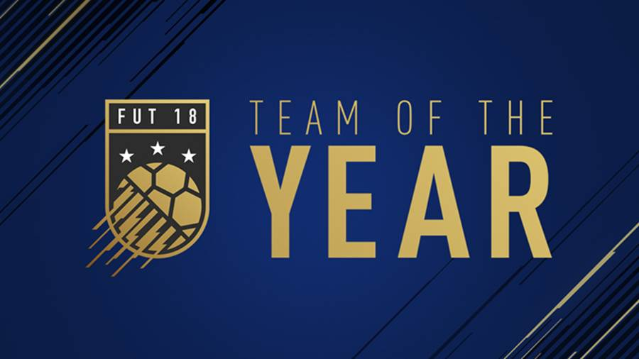 Das Team of the Year in FIFA Ultimate Team - Klickt euch durch!