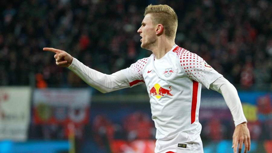 Timo Werner (RB Leipzig):
