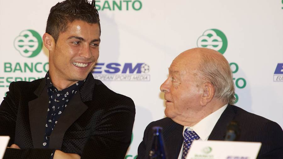 Mit 13 Treffern in Halbfinals der Champions League überholte Ronaldo Real-Legende Alfredo di Stefano.