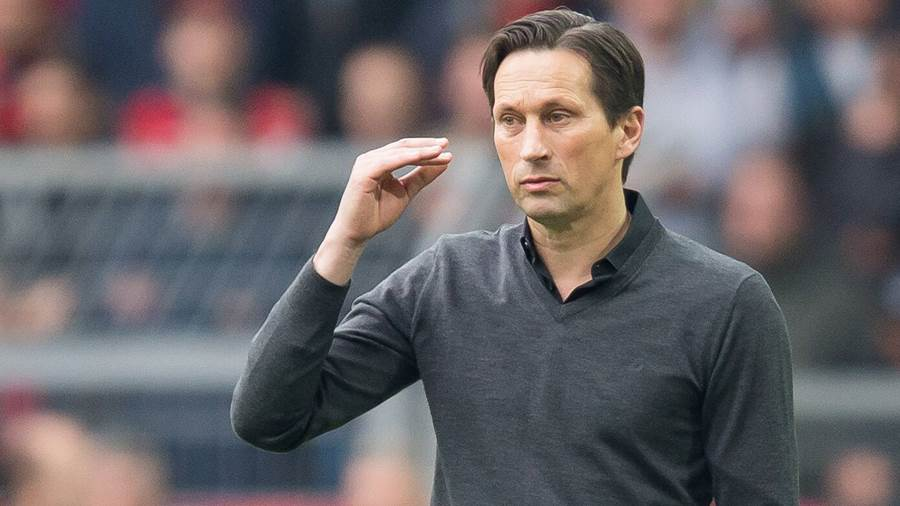 roger schmidt entlassen bayer leverkusen trennt sich von trainer. Black Bedroom Furniture Sets. Home Design Ideas