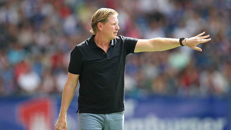 Markus Gisdol, Hamburger SV – Quote 9.00