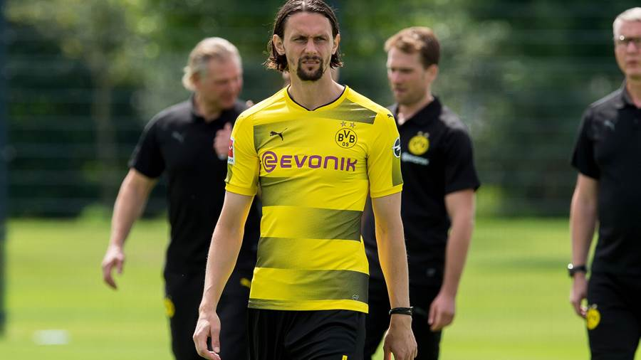 Abwehr: Neven Subotic (#4)