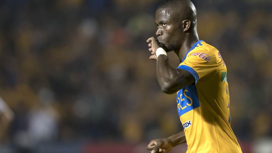 Angriff: Enner Valencia (Tigres UANL)