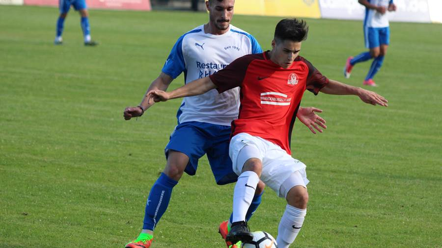 <b>Hasan Akcakaya</b> (Fortuna Köln U19 -> FSV Optik Rathenow)